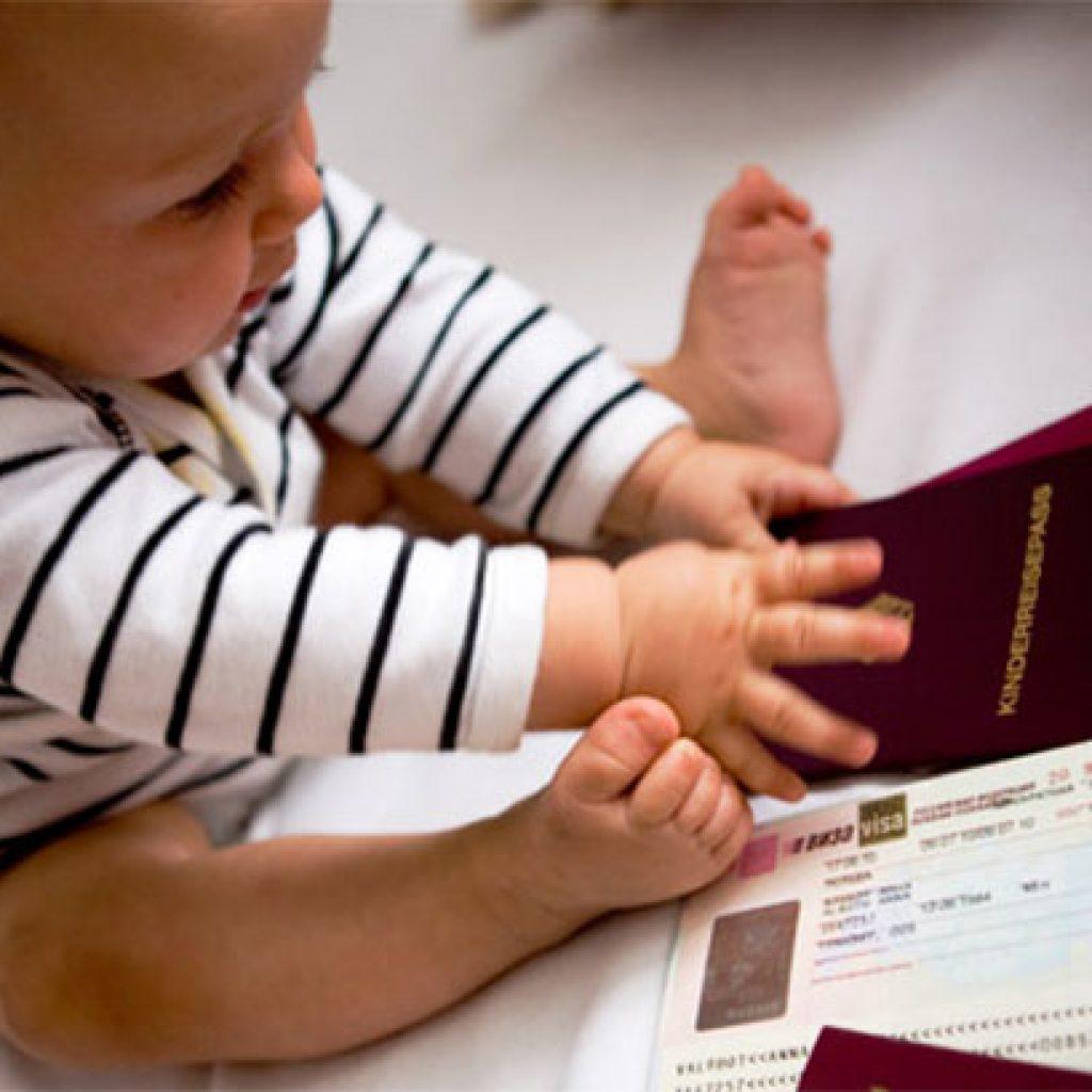 Что нужно (какие документы чтобы прописать ребенка) 3