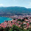 Въезжаем в Македонию