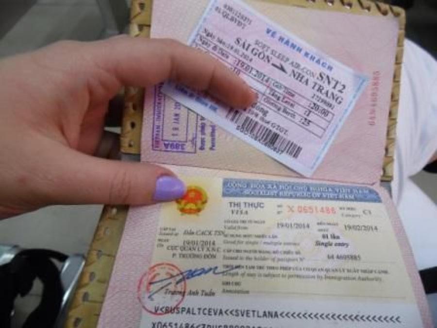 Вьетнамская виза. Особенности