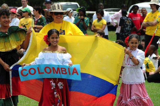 Сколько оформляется виза в Колумбию