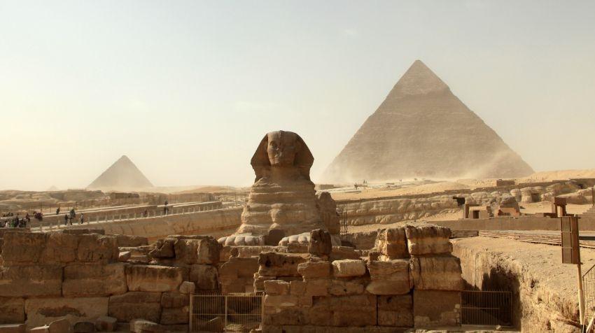Посещение Египта