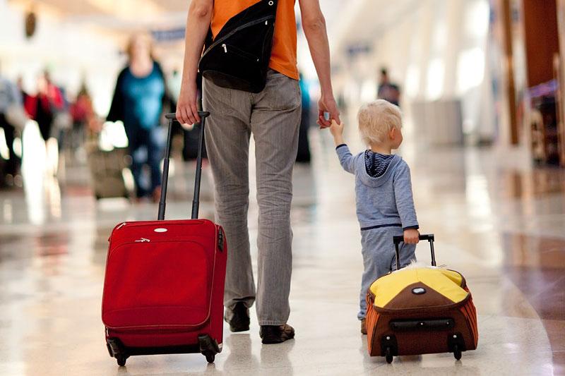 Разрешение для въезда детей в Бельгию