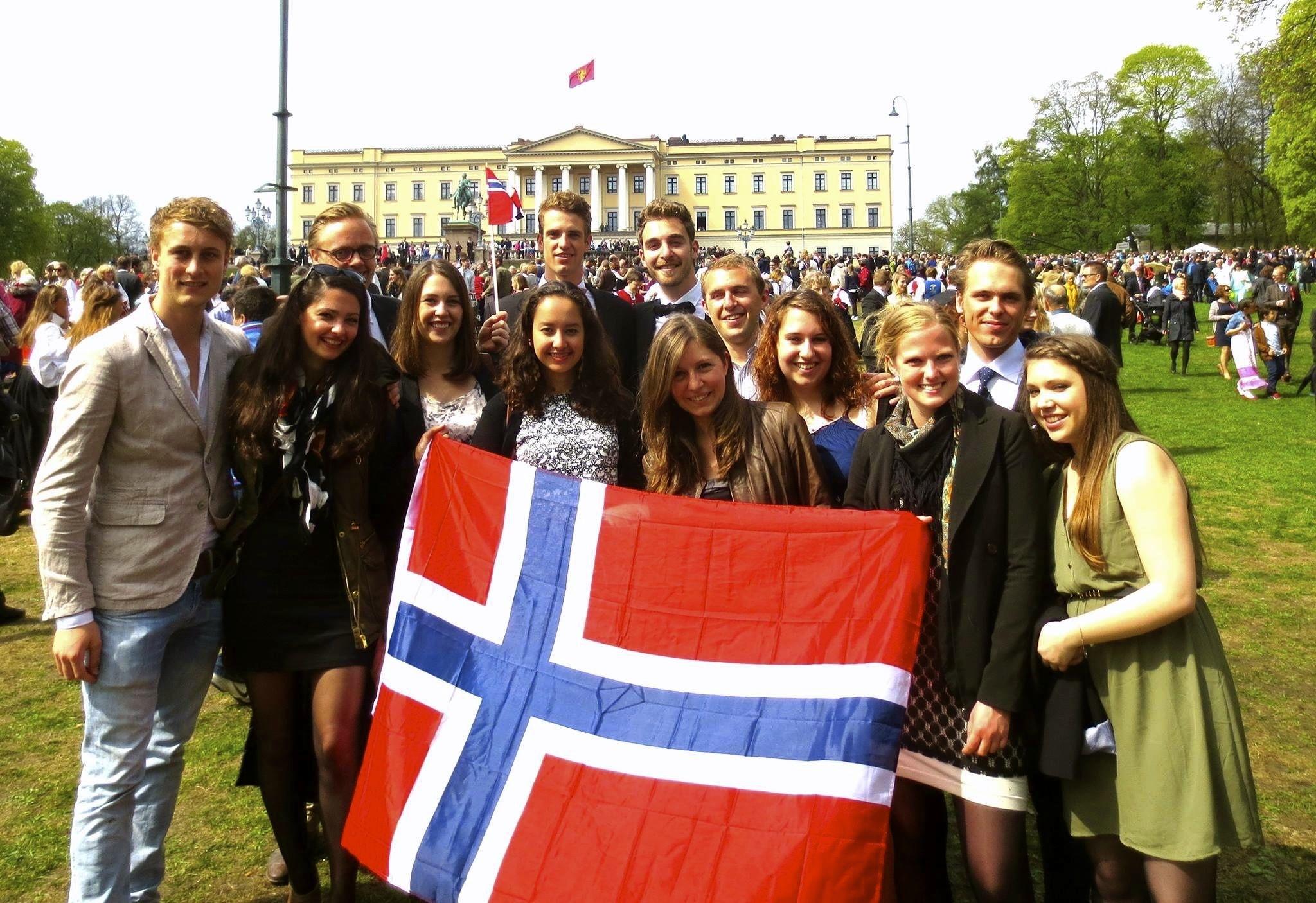 Студенческая виза в Норвегию