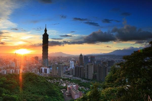 Вид Тайваня