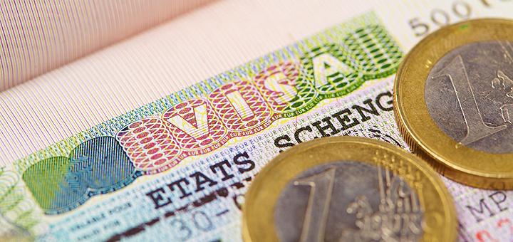 Шенген в Европу
