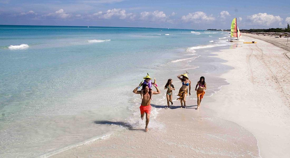 Въезд с детьми на Кубу