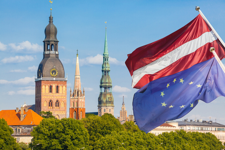 Нужна ли виза в Латвию