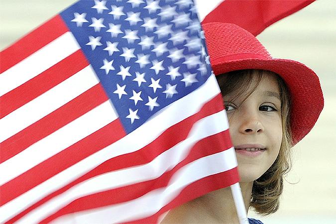 Получение визы в США на ребенка