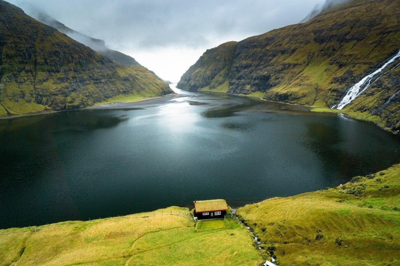 Живописные Фарерские острова