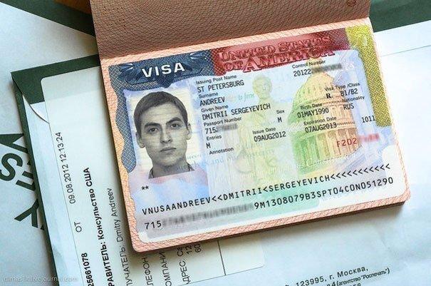Получение визы США после собеседования в Консульстве