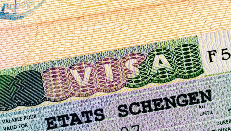 Въезд в Новую Каледонию по шенгенской визе