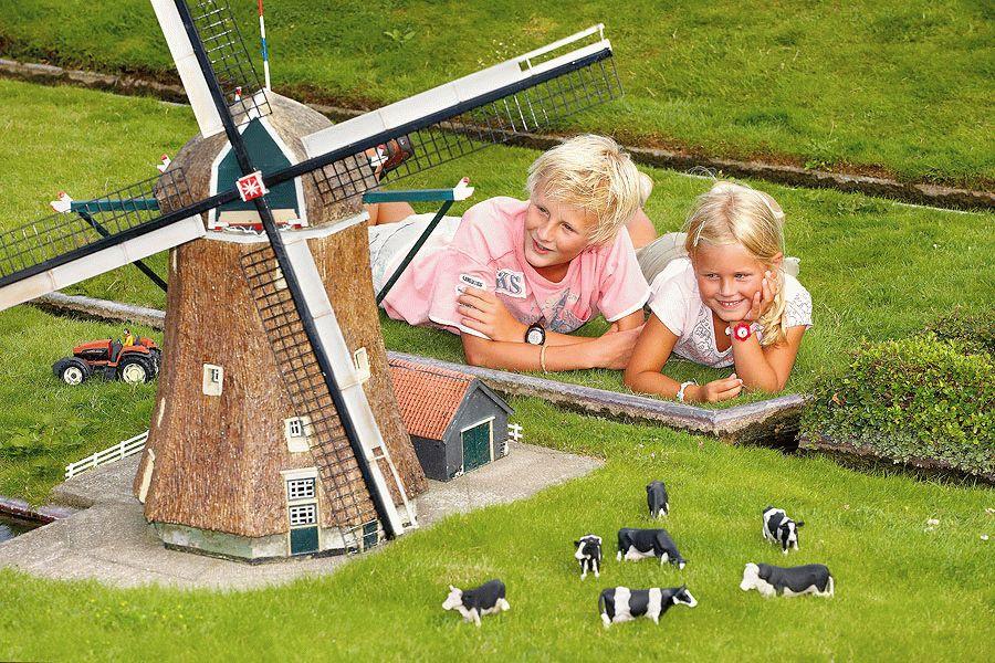 Поездка с детьми в Нидерланды