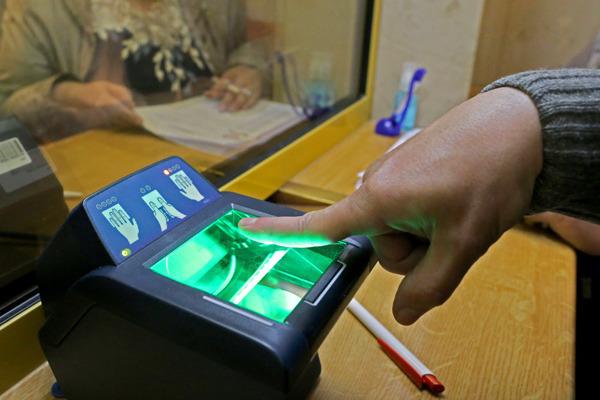 Процедура дактилоскопии для визы в Швейцарию
