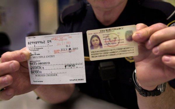 Программа безвизового въезда в США