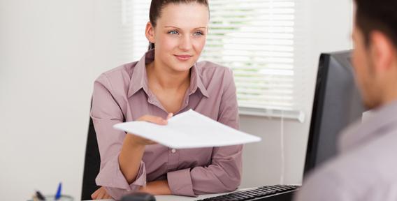 Выдача справки о доходах на работе
