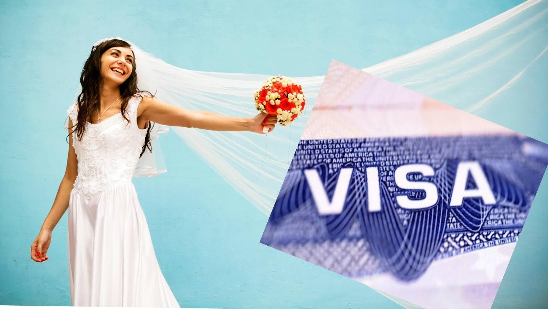 Особенности визы невесты в США