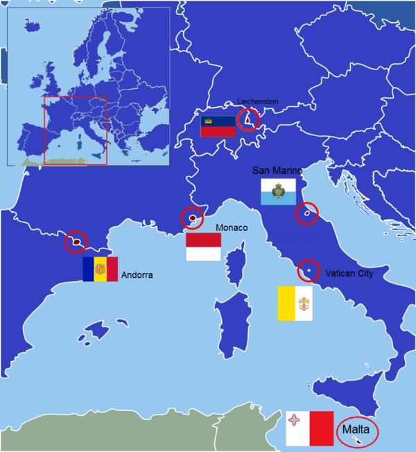 Эмиграция в карликовые государства Европы - как осуществить