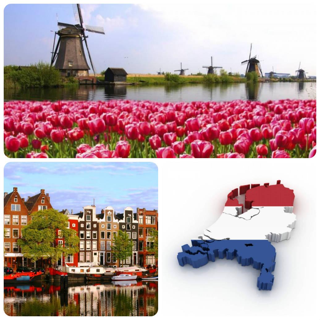 Как оформить визу в Голландию