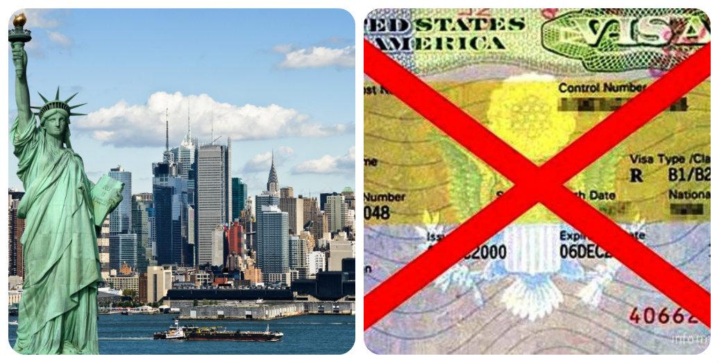 Как можно поехать в Америку без визы
