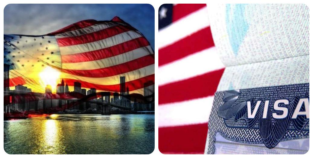 Рабочая виза в Америку