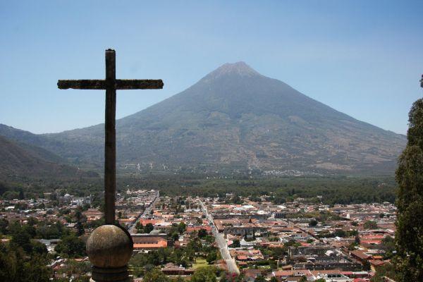 Путешествие в Гватемалу