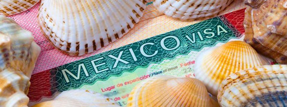 Получение визы в Мексику