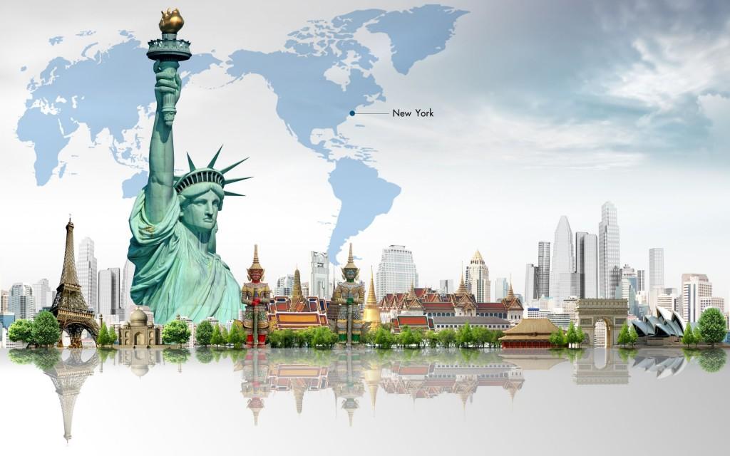 У кого есть возможность въехать в США без визы