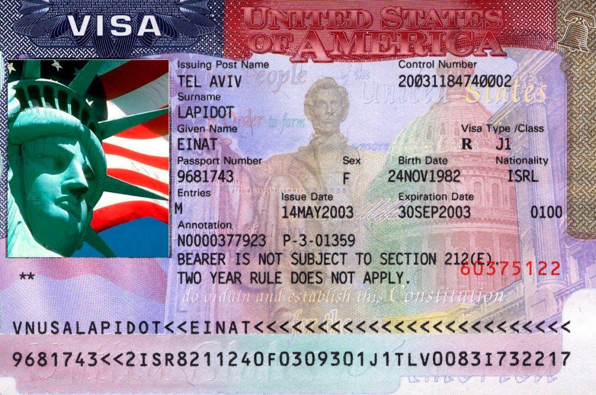 Транзитная виза США - требования для получения