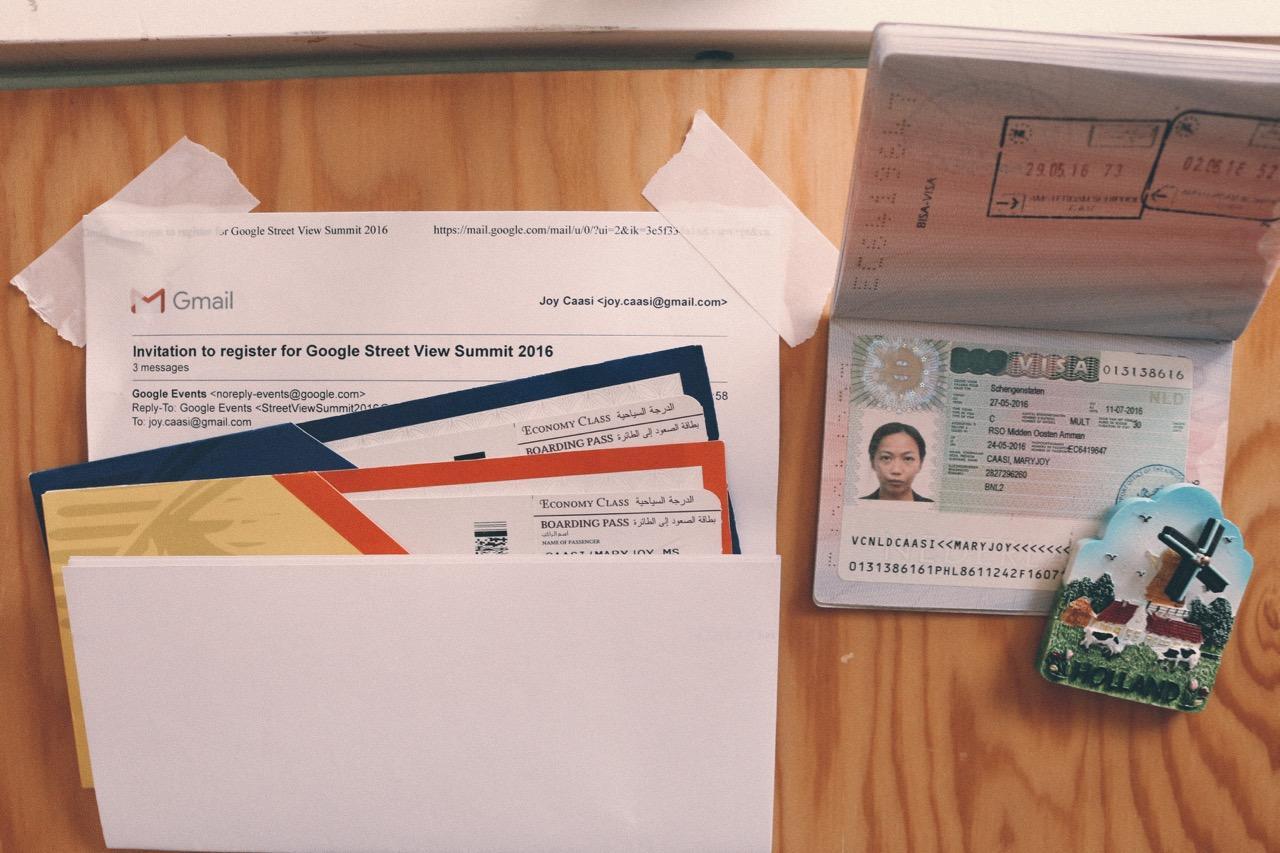 Что нужно для визы в Недерланды