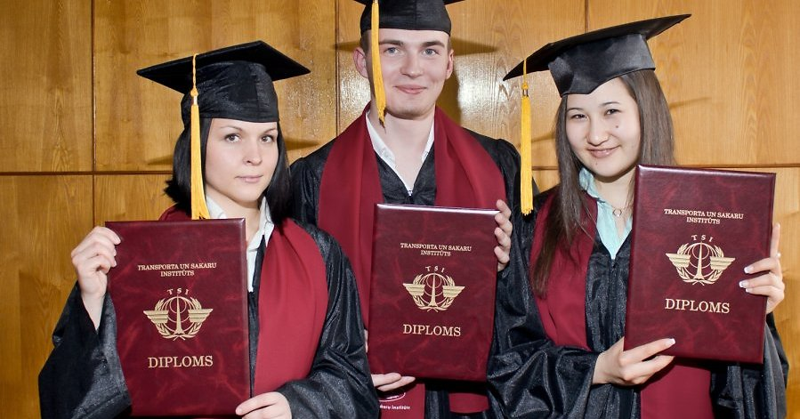 Студенческая виза в Латвию