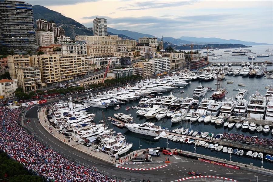 Формула-1 в Монако