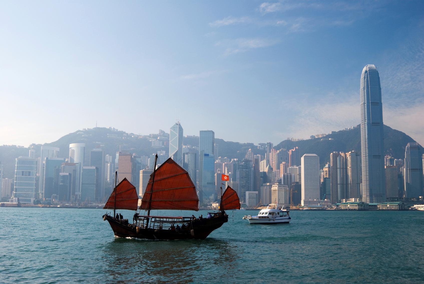 Визит в Гонконг