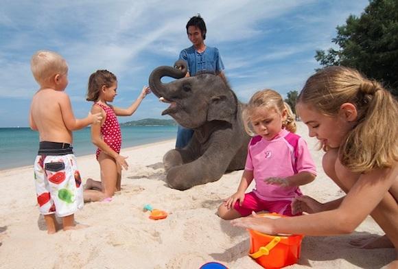 Въезд с ребенком в Таиланд