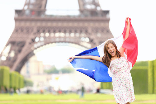 Work and travel - направление Франция