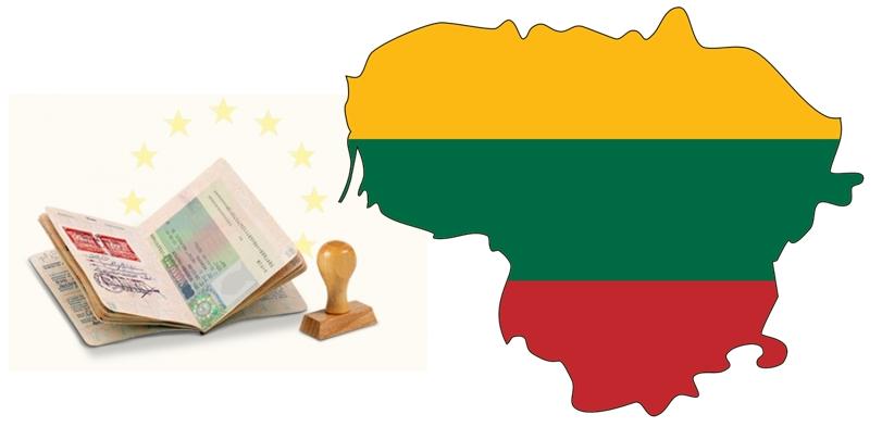 Типы виз в Литву