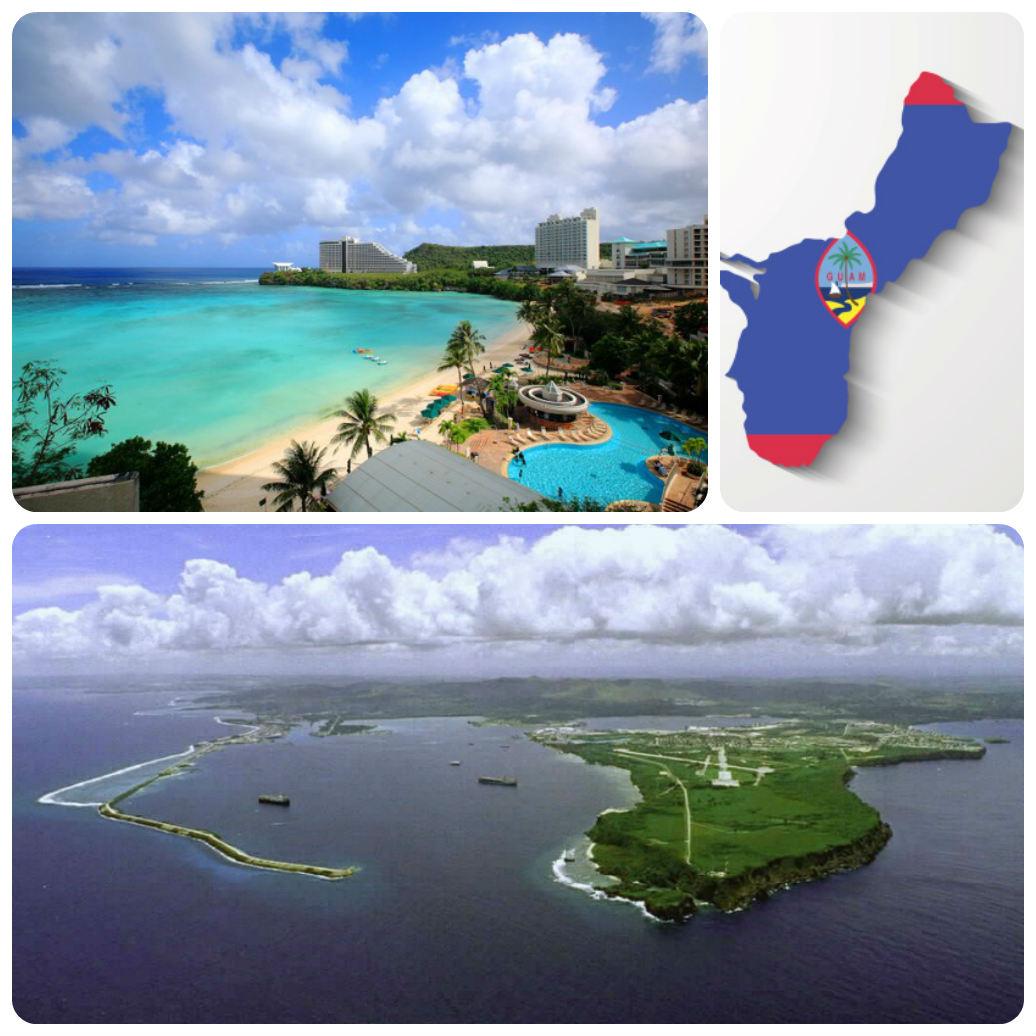 Остров Гуам - безвизовая территория