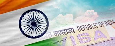 Открытая виза в Индию