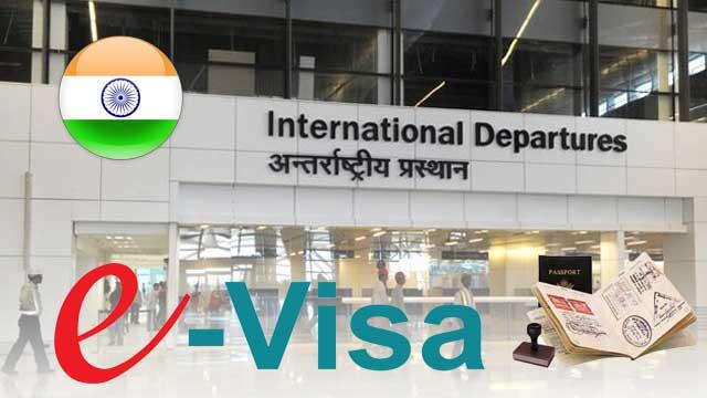 Оформляем электронную визу в Индию