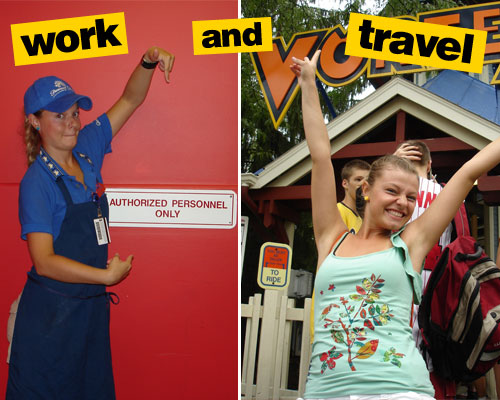 Участники work and travel - где найти работу?