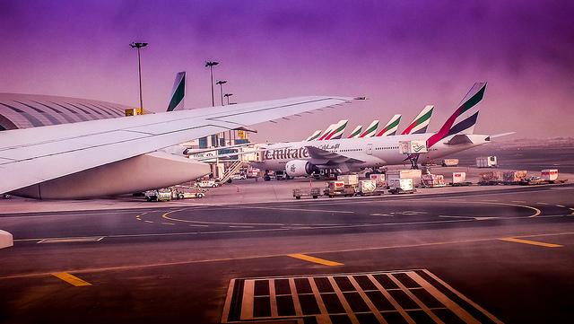 Нужно ли получать визу в Дубай при транзите