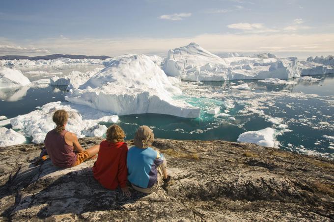 Документы для детей для визы в Гренландию