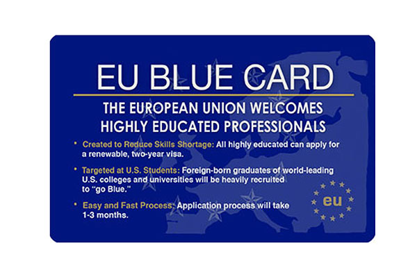 Особенности получения голубой визы ЕС