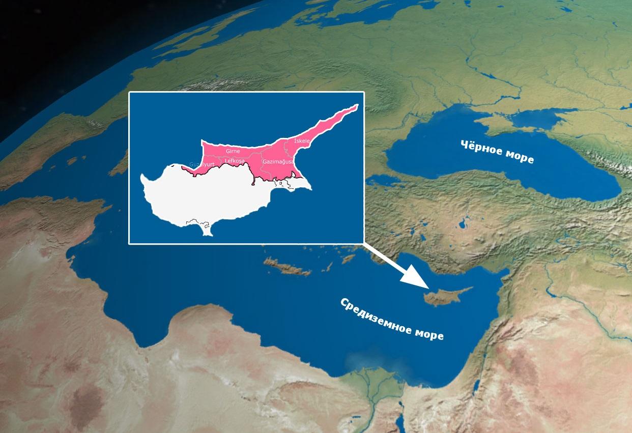 ВНЖ в Северном Кипре