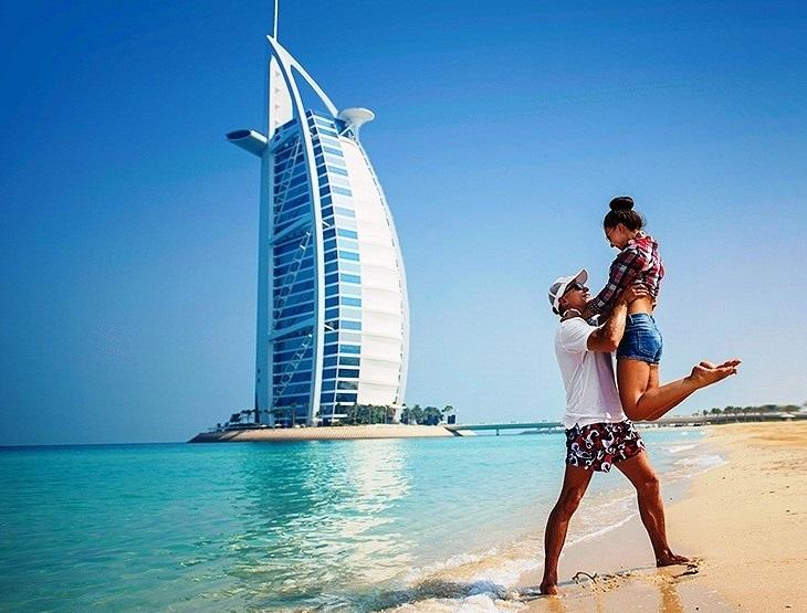 Как оформить тур визу в Дубай