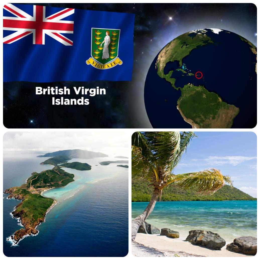 Виза на Британские Виргинские острова
