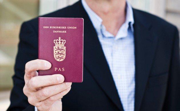 Паспорт датчанина