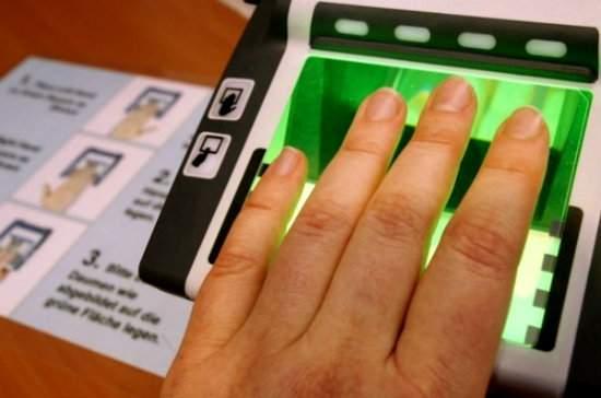 Снятие биометрии - обязательная процедура для получения ВНЖ в Англии