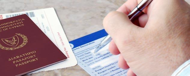 Какие документы необходимы для ВНЖ на Кипре