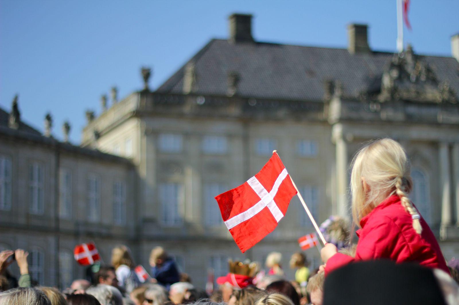 Воссоединение семьи - способ эмиграции в Данию