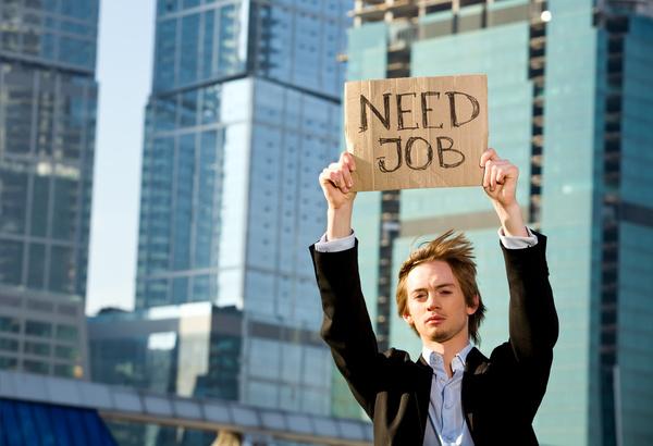 Высокий уровень безработицы в Словении